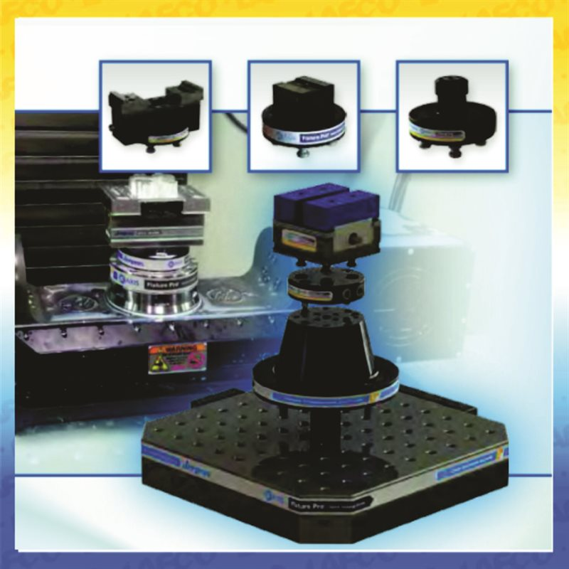 Fixture Pro® 5-axis Workholding System