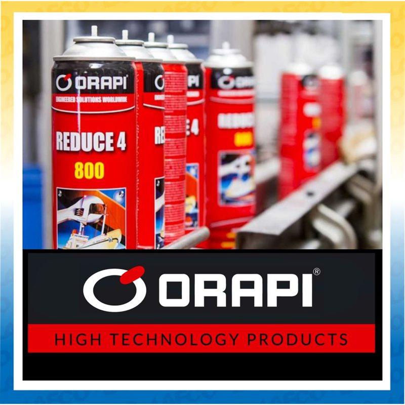 Orapi - Consommables pour la maintenance industrielle