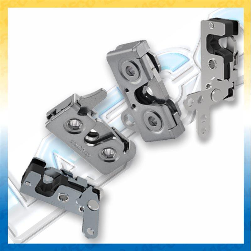 Southco - Loquets de panneau bout à bout à serrure double / Roto LockMD