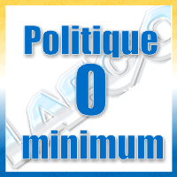 Politique 0 minimum